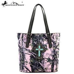 🍁Montana West Camouflage Spiritual Collection Bag